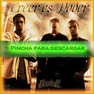 Creer es poder. LP. 2009